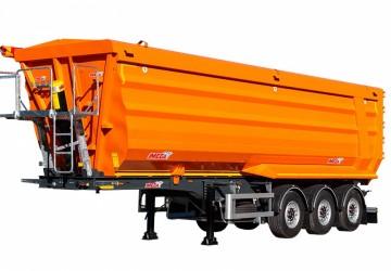 MEGA MAX HARDOX 50,55,60 m3
